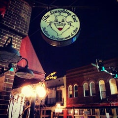 Photo taken at The Laughing Cat by Casey G. on 2/13/2014