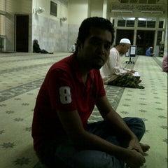 Photo taken at Masjid Telipot (مسجد تليڤوت) by Jackens D. on 1/13/2013