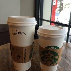 Photo taken at Starbucks by Lauren L. on 2/8/2015