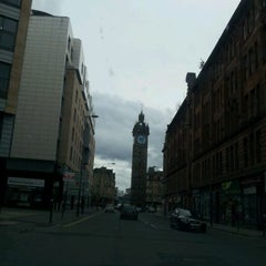 Photo taken at Glasgow Cross by Tokyo K. on 6/13/2013