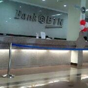 Photo taken at Bank BTN by Riska S. on 8/26/2013