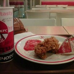 Photo taken at KFC by Wenny W. on 1/16/2013