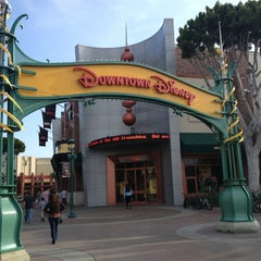 Photo taken at Downtown Disney District by Darin M. on 4/6/2013