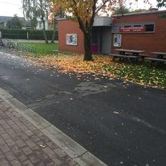 Photo taken at Jeugddienst Torhout by Kristof D. on 10/28/2015