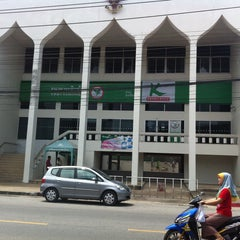 Photo taken at ธนาคารกรุงศรีอยุธยา สาขานราธิวาส by Suzana S. on 5/11/2013