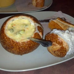 Photo taken at Panera Bread by Frank F. on 12/27/2012