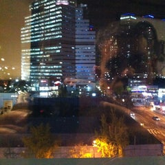 Photo taken at 아이파크몰 (I'Park Mall) by David B. on 11/13/2012