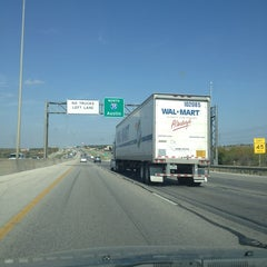 Photo taken at IH-35 by Daniel R. on 3/22/2013