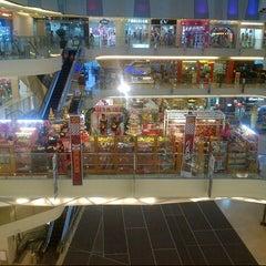 Photo taken at Paragon City Mall by Zusfan M. on 1/22/2013
