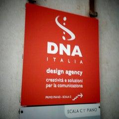 Photo taken at DNA Italia srl by Emanuele D. on 2/11/2013