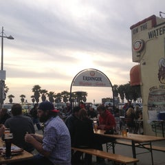 Photo taken at On the Waterfront Cafe by Brian M. on 3/24/2013