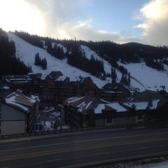 Photo taken at Winter Park Mountain Lodge by Tammy B. on 11/17/2012