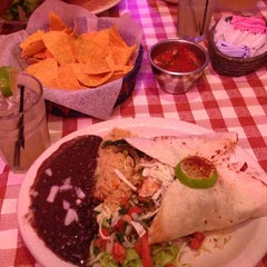 Photo taken at Nuevo Laredo Cantina by Nicole B. on 9/1/2013