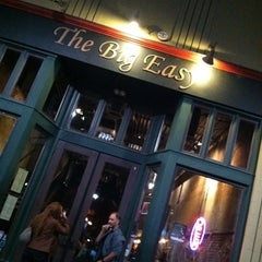 Photo taken at The Big Easy Raleigh by Matt L. on 10/27/2012