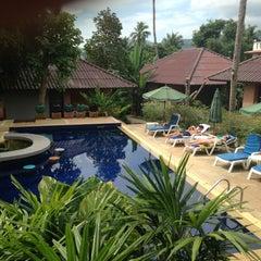 Photo taken at Floraville Resort Phuket by René S. on 12/21/2012