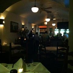 Photo taken at Elia Restaurant by Luis G. on 10/27/2012