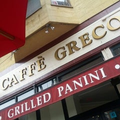Photo taken at Caffé Greco by Kate S. on 7/21/2013