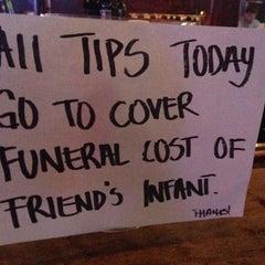 Photo taken at Velvet Melvin Pub by Terrence H. on 4/4/2014