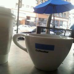 Photo taken at CoffeeBar by Nick C. on 3/24/2013
