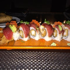 Photo taken at Norio's Japanese Steakhouse & Sushi Bar by Mileen Z. on 1/3/2015