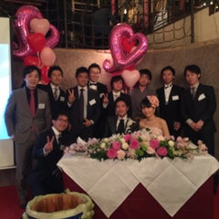 Photo taken at Cafe La Bohéme 白金 by Hidehiro N. on 4/18/2015