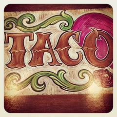 Photo taken at Tacodeli by Mike L. on 2/12/2013