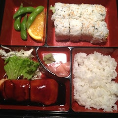 Photo taken at Sushi Avenue on the Square by Ashbeezy B. on 6/20/2013
