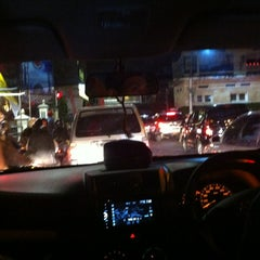 Photo taken at Jalan Mataram by Ardiansyah on 8/10/2013