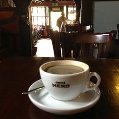 Photo taken at Caffè Nero by Rob R. on 6/26/2013