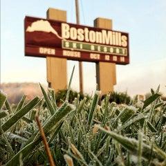 Photo taken at Boston Mills Ski Resort by Boston M. on 10/9/2012