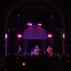 Photo taken at Mr. Smalls Theatre by Christian K. on 11/4/2012