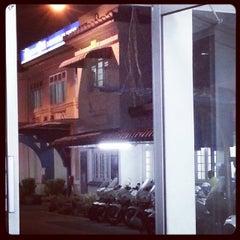 Photo taken at Balai Polis Melaka Tengah (Cawangan Trafik) by Rizalku on 1/21/2014