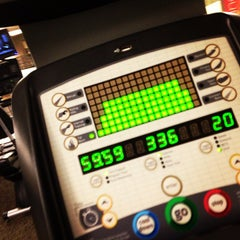 Photo taken at LA Fitness by Mike B. on 8/3/2013