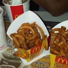 Photo taken at McDonald's by Allan Joseph H. on 9/30/2014