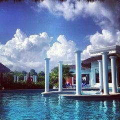 Photo taken at Grand Riviera Princess Resort & Spa by Ramiro M. on 12/30/2012
