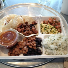 Photo taken at Chipotle Mexican Grill by Andrew G. on 2/7/2013