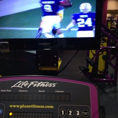 Photo taken at Planet Fitness by Joe S. on 12/7/2013