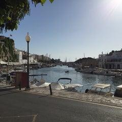 Photo taken at Ciutadella by R A. on 8/6/2015