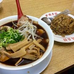 Photo taken at 新福菜館 府立医大前店 by K.koh on 9/11/2015