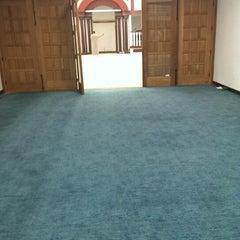 Photo taken at Dar-ul-Salam Islamic Center by Fadi Y. on 7/13/2013
