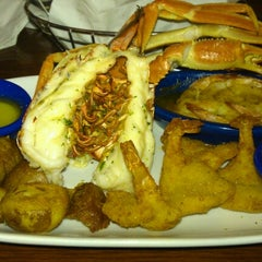 Photo taken at Red Lobster by Katie K. on 11/2/2012