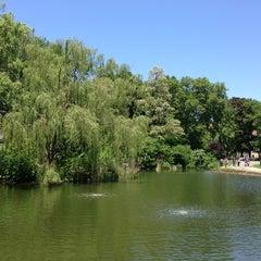 Photo taken at Morningside Park by Jillian N. on 5/27/2013