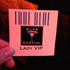 Photo taken at Blue Martini Kendall by Leslie S. on 10/26/2012