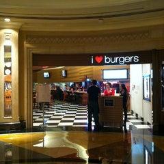 Photo taken at I Love Burgers by Redz P. on 5/21/2013