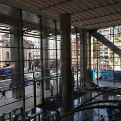 Photo taken at Heron Tower by Guillaume T. on 5/27/2015