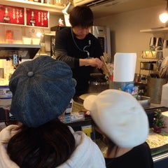 Photo taken at マリオンクレープ 新浦安店 by Keiichi S. on 11/10/2013