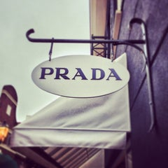 Photo taken at Prada Outlet by Gregory v. on 1/3/2013