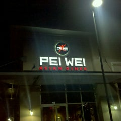 Photo taken at Pei Wei by Mike S. on 11/26/2012