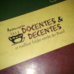 Photo taken at Docentes e Decentes by Elton V. on 12/18/2012