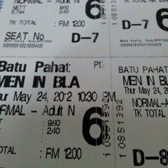 Photo taken at BIG Cinemas by WENDY W. on 5/24/2012